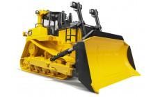 Bruder 02452 - CAT großer Kettendozer