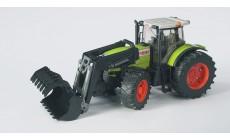 Bruder 03011 - Claas Atles 936 RZ Traktor mit Frontlader