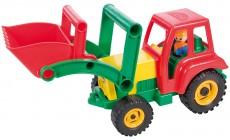 LENA 04161 (04361) - Aktive Traktor m. Frontschaufel