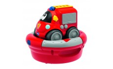 Chicco - Charge and Drive, Feuerwehrauto