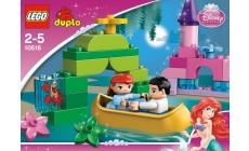 LEGO Duplo 10516 - Arielles magische Bootsfahrt