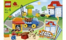 LEGO Duplo 4631 - Steine & Co  Bau Lernspiel