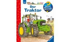 Wieso? Weshalb? Warum? Junior Band 34 - Der Traktor