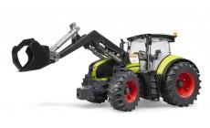 Bruder 03013 - Traktor Claas Axion 950 mit Frontlader