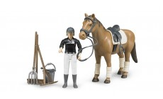 Bruder bworld 62505 - Figurenset Reiten