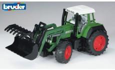 Bruder 02062 - Fendt Favorit 926 Vario Traktor mit Frontlader