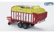 Bruder 02214 - Pöttinger Jumbo 6600 Profiline Ladewagen