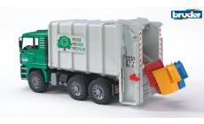 Bruder 02764 - MAN TGA Hecklader Müll-LKW