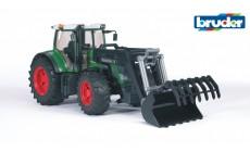 Bruder 03041 - Fendt 936 Vario Traktor mit Frontlader