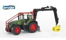 Bruder 03042 - Fendt 936 Vario Forsttraktor