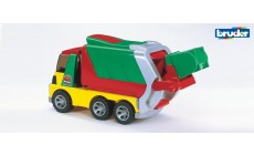 Bruder 20002 - ROADMAX Mülllastwagen