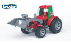 Bruder 20102 - ROADMAX Traktor mit Frontlader