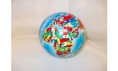 Ball - Weltatlas groß