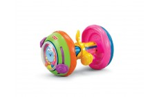 Fisher Price - 2 in 1 Krabbelrolle