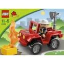 LEGO Duplo 6169 - Feuerwehr Hauptmann