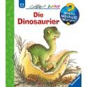 Wieso? Weshalb? Warum? Junior Band 25 - Die Dinosaurier