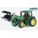 Bruder 02052 - John Deere 6920 Traktor mit Frontlader