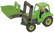 LENA 04213 - EcoAktives Traktor m. Frontschaufel