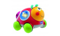 Chicco - GoGo Buddies Pop-A-Ladybird
