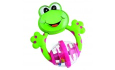 Chicco - lustige Rassel Frosch
