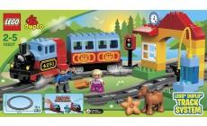 LEGO Duplo 10507 - Eisenbahn Starter Set