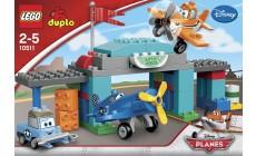 LEGO Duplo 10511 - Planes Skippers Flugschule