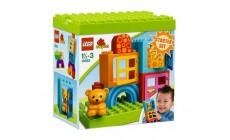 LEGO Duplo 10553 - Bau- und Spielwürfel