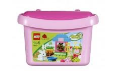 LEGO Duplo 4623 - Mädchen Steinebox