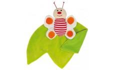 Schmusetuch Schmetterling