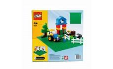 LEGO 626 Steine & Co - Bauplatte Rasen
