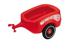BIG - Bobby Car Anhänger, rot