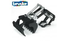 Bruder 02317 (02005)  - Frontlader für Traktor Super-Pro