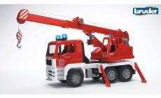 Bruder 02770 - MAN Feuerwehr Kran-LKW