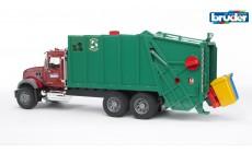 Bruder 02812 - MACK Granite Müll-LKW