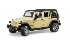 Bruder 02525 - Jeep Wrangler Unlimited Rubicon